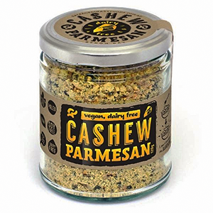 Extraordinary Foods - Cashew Parmesan Cheese - The Vegan Cheese Shop