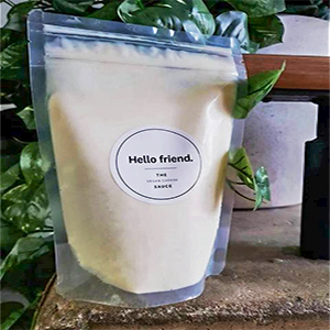 Hello Friend - 'The Vegan Cheese Sauce' - The Vegan Cheese Shop