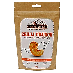 East Bali Cashew Nuts - Chili Crunch - The Vegan Cheese Shop