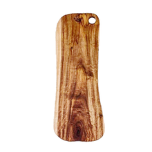 Eco Food Boards - Mullumbimby - 20cmx60cm with Single Hole Thumb Handle - The Vegan Cheese Shop