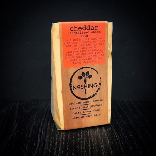 Cheddar - Caramelised Onion Cheddar