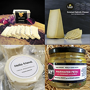 Sample Party Pack For 1 - The Vegan Cheese Shop