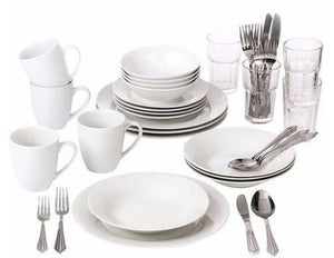 Complete Table ware Set - 36 Pieces