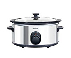 Breville 4.5L Slow Cooker - The RegistryNg™