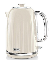 Breville Sleek Blue-Vanilla-Cream Electric Jug - 1.7 Ltrs