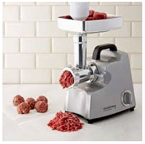 Breville VTP141 Meat Grinder And Sausage Maker
