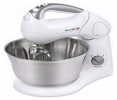 Digital Twin Motor Stand And Hand Mixer