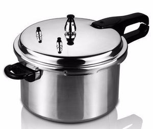 Crown Star Pressure Cooker - 5.5l