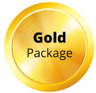 Honeymoon Fund Package - Gold - The RegistryNg™