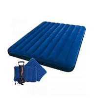 Intex Double Size Airbed With Pump