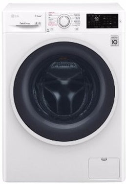 LG Wash N Dry Washing Machine - WM4J6TMPOW - The RegistryNg™
