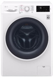 LG Wash N Dry Washing Machine - WM4J6TMPOW