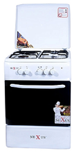 Nexus 4-Burner Gas Cooker