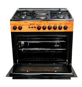SCANFROST GAS & ELECTRIC COOKER