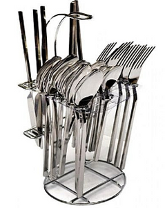 24 piece cutlery set - The RegistryNg™