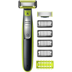 OneBlade Face + Body, Hybrid Electric Trimmer and Shaver