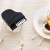 Piano Keys Cocktail Sticks Set for Dinner Parties