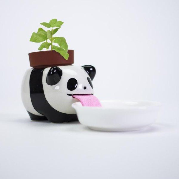 Tongue Out Animal Plant Feeder - Just add water!