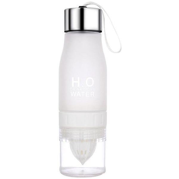 H2O Fruit Infusion Glacial Sports Water Bottle