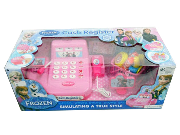 Cash Register–Frozen (Simulation A true style)-La caisse enregistreuse
