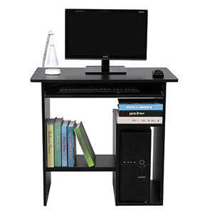 Songmics Bureau informatique / table informatique Meuble de bureau pour ordinateur LCD852