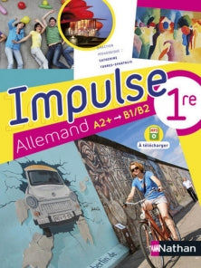 Impulse 1re - Édition 2016