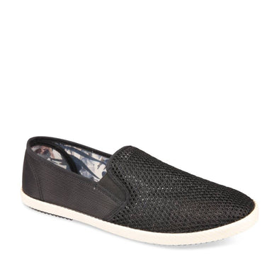 Espadrilles NOIR DENIM SIDE