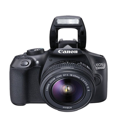 Canon EOS 1300D efs18-55 IS Appareil Photo Reflex Noir