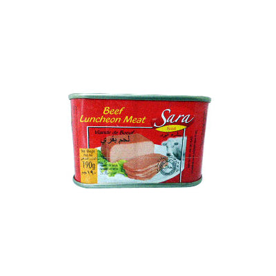 Corned beef - Sara Food - 190G