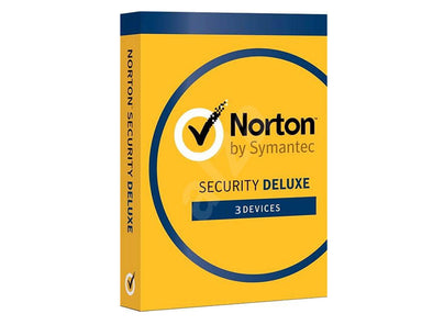 Norton Security Deluxe - 3 Postes