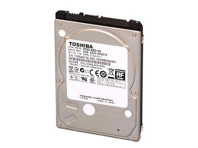 Toshiba -  Disque dur interne 500 Go/1To/ SATA