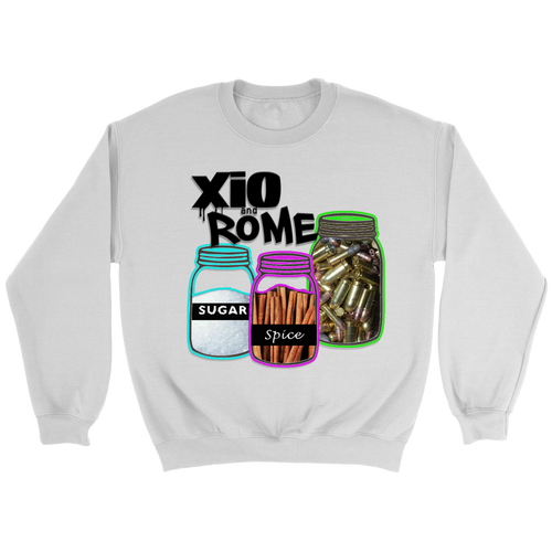Xio and Rome Sweatshirt
