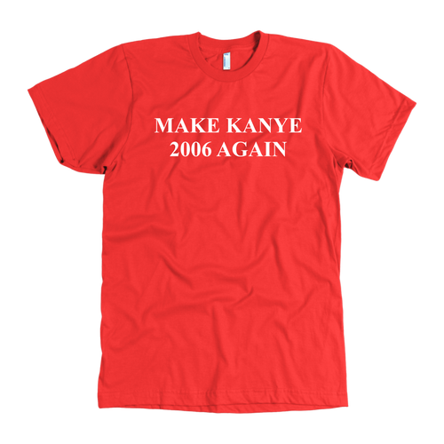 Make Kanye Great Again