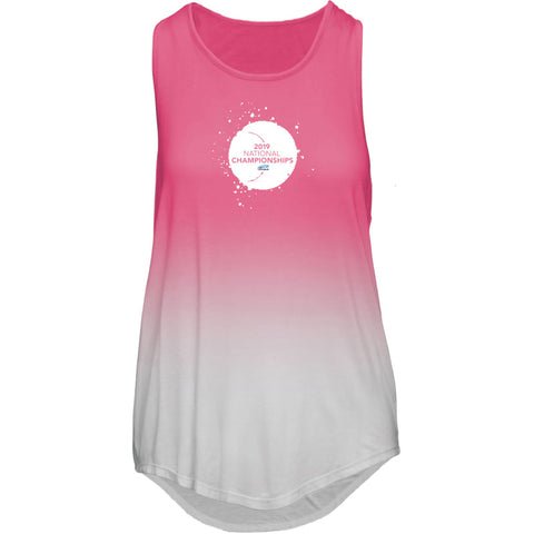 USTA LEAGUES 2019 NATIONAL CHAMPIONSHIPS JOY HOMBRE BUBBLEGUM TANK TOP