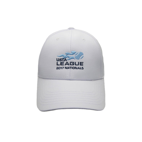USTA LEAGUES 2017 National Championships Nylon Tech Baseball Hat