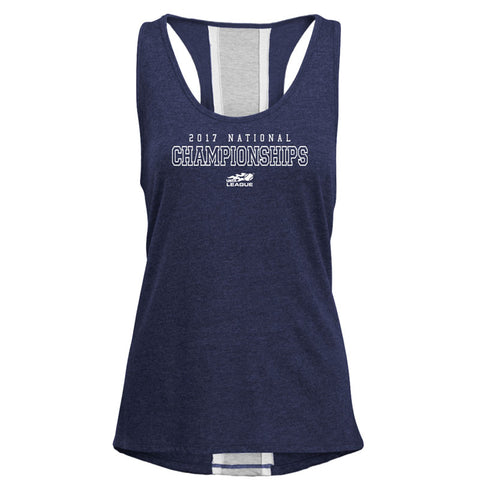 USTA LEAGUES 2017 National Championships Women's Navy Rally Tank