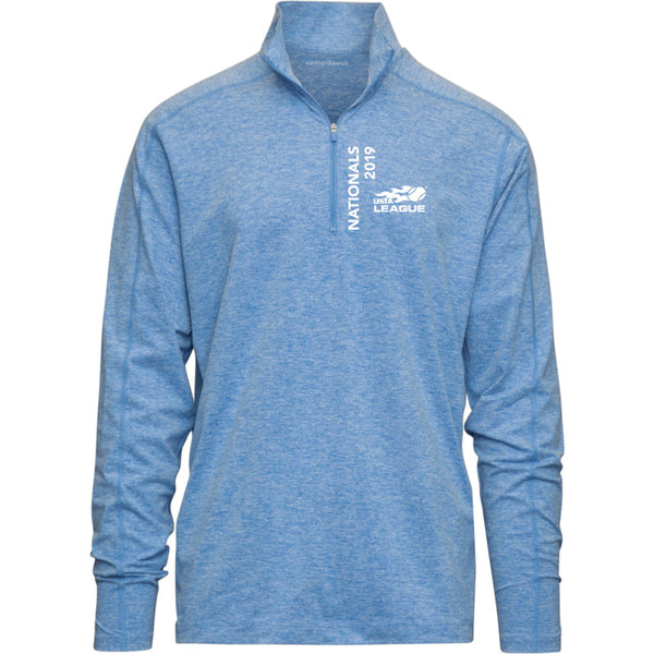 USTA LEAGUES 2019 NATIONAL CHAMPIONSHIPS INTERVAL 1/4 ZIP