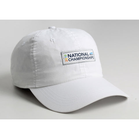 USTA LEAGUES 2019 NATIONAL CHAMPIONSHIPS WHITE HAT