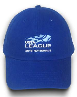 USTA LEAGUES 2015 National Championships Twill Baseball Hat
