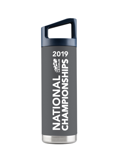 USTA LEAGUES 2019 NATIONAL CHAMPIONSHIPS WATER BOTTLE