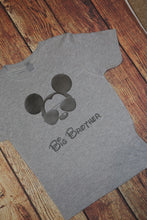 Load image into Gallery viewer, Big Brother Disney Mickey Trip Shirt Mickey with Glasses