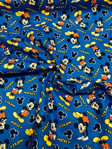 Disney Mickey Mouse Washable face mask