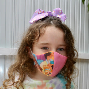 Disney Princess Reusable Face Mask