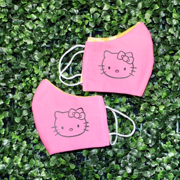 Hello Kitty Reusable Mask