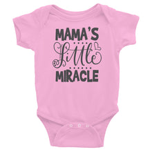 Load image into Gallery viewer, Mama's Little Miracle Infant Bodysuit