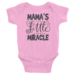 Mama's Little Miracle Infant Bodysuit