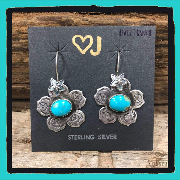 Turquoise Collection - Earrings