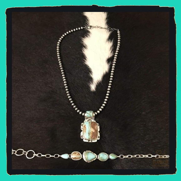 Turquoise Collection - Jewelry Sets