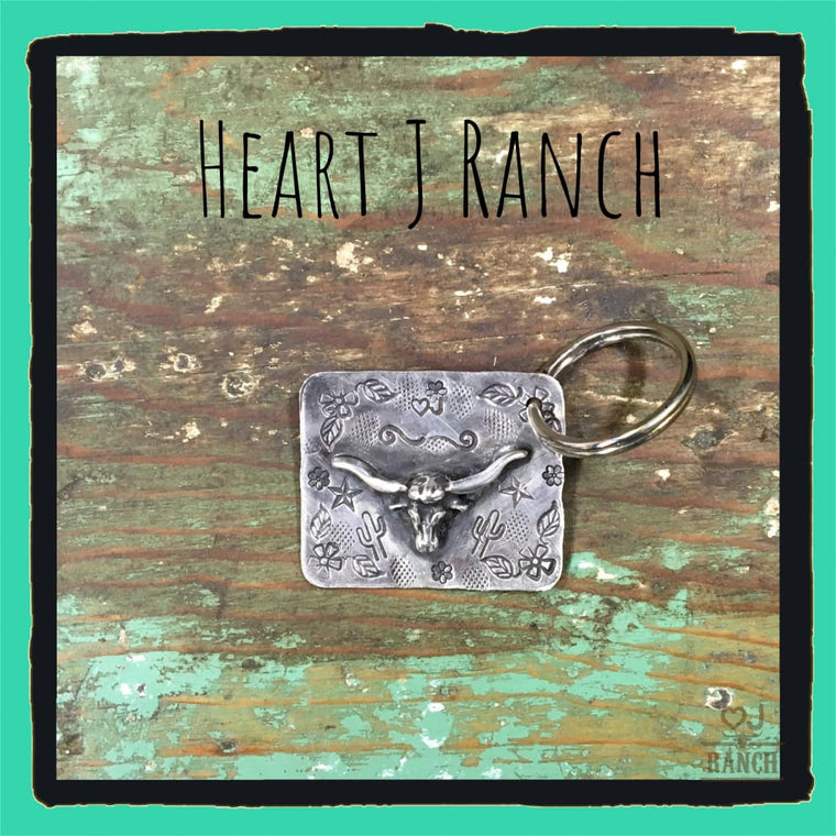 Longhorn Key Chain - Key Chains