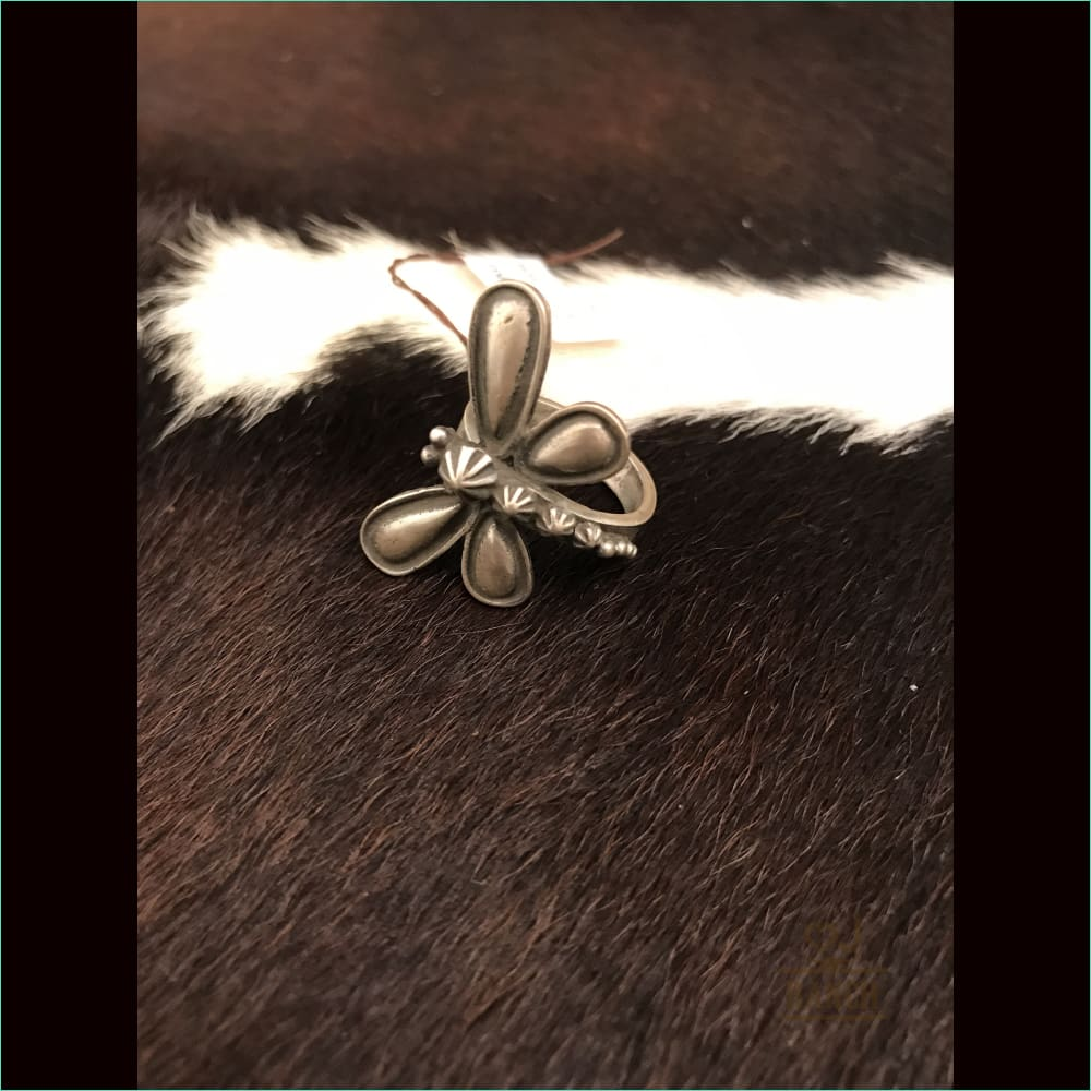 Sterling Silver Dragonfly Ring 2 - Ring